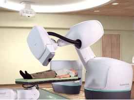 The CyberKnife System, a non-invasive radiation treatment for cancerous and non-cancerous tumors