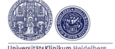 Heidelberg University Hospital Germany logo