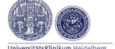 Heidelberg University Hospital Germany logo