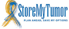 StoreMyTumor Cancer treatment logo
