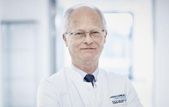 Prof. Dr. Karl R. Aigner - Pioneer Regional Chemotherapy