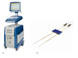 NanoKnife cancer treatment equipment