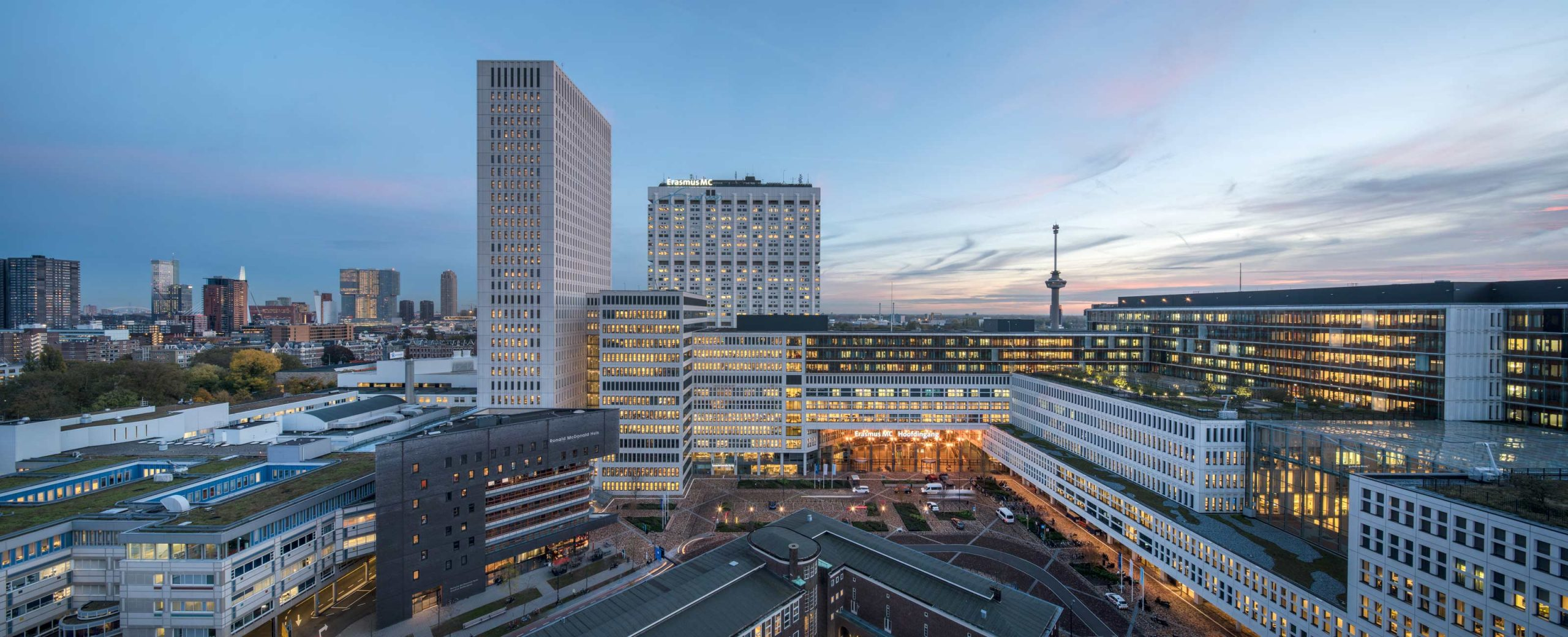Erasmus University Medical Center based in Rotterdam, Netherlands